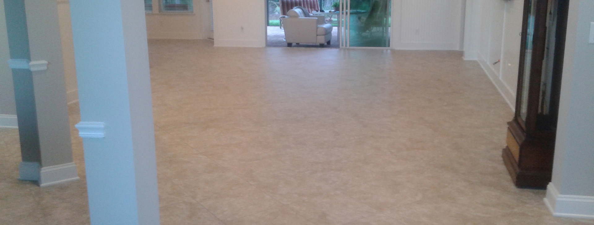 Tile grout cleaning guaranteed clean carpet cleaning tile grout cleaning save your back and your time and let us restore the beauty of your tile floors dailygadgetfo Gallery